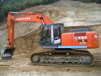 USED MACHINERIES - HITACHI ZX270-3 EXCAVATOR (819950)