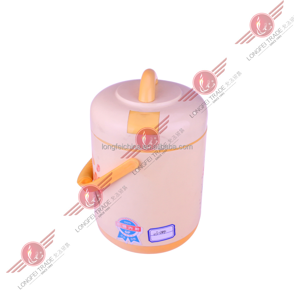 best seller Opp packing 1.5L plastic Insulation barrels