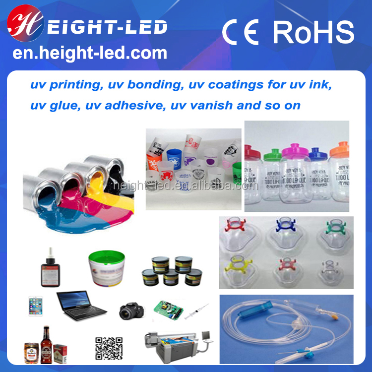 high intensity new products uv led lighting 395nm / uv led from China supplier