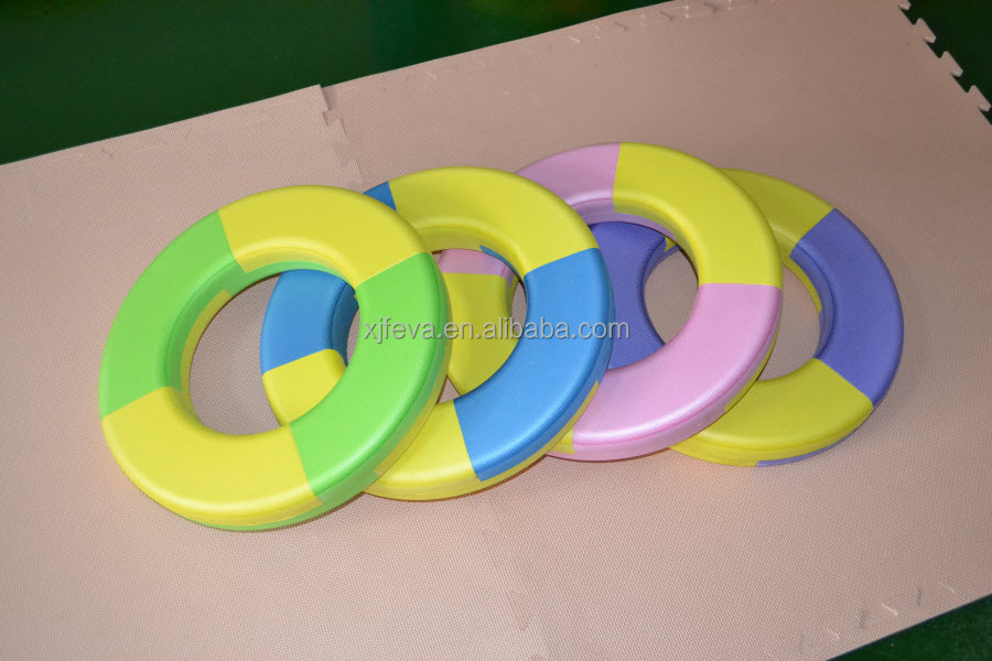 colorful swimming pull buoy ,leg spacer pillow