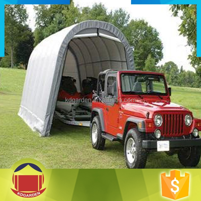 carport zelt f r auto verpackung garage dach. Black Bedroom Furniture Sets. Home Design Ideas
