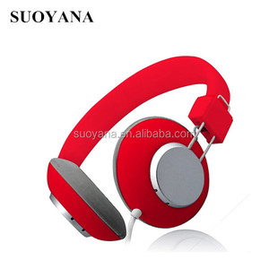 computer stereo headset for telephone operator with brand name