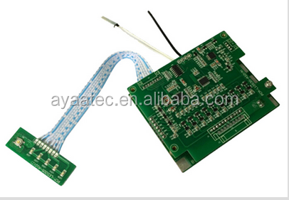 good quality PCB/PCM/BMS 7S 24V for li-ionli-polymerLiFePo4 battery Pack