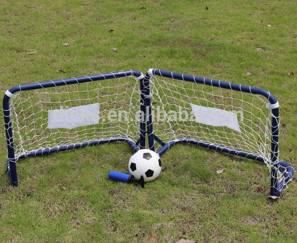 mini football goal toy set