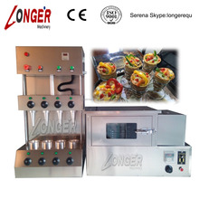 China Made Rotating Pizza Corn Oven For Sale|Pizza Corn Moulding Machine