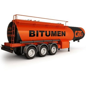Bitumen and oil Tanker Trailer