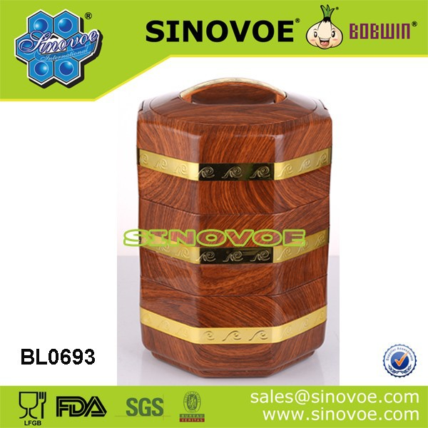 Ningbo sinovoe 4.5L ABS insulated food storage