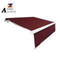 New hot selling products flat top folding canopy tent custom made tents roof electric awning with great price