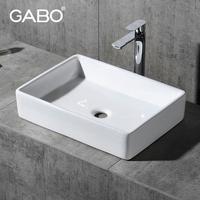 Buy Ceramic Black Square Art Basin ,Ceramic Art Square Wash Basin ...
