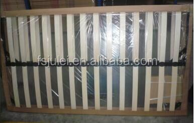 strong single size slat bed for bedroom DJ-PW04a