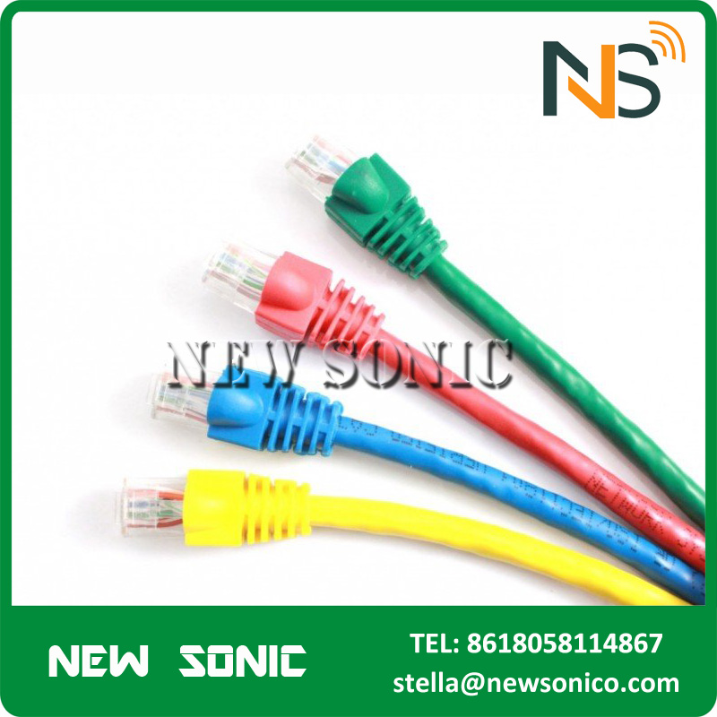 Best Price High Quality Cat5 RJ45 Connector Cable Armored Cat6 Cable UTP Cat5 Cable 1m 2m 5m AMP Cat6 Patch Cord