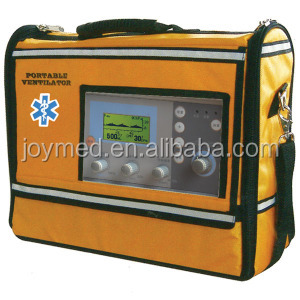 medical ambulance emergerncy Transport portable Ventilator CE approved