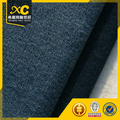 Hard denim fabric suitable for hat fabric