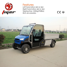 Wholesale Cheapest Price eec electric automobile certificate car approved cars with long life