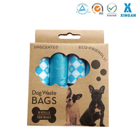 super quality cheap waste bags, biodegradable dog poop bag
