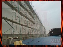 High quality factory price steel structure residential building