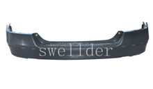customized vacuum formed ABS plastic car rear bumper