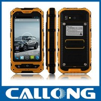 Outdoor cellphone 4.0 inch Dual Core MTK6572 rugged phone land rover a8 android 4.2 mobile phone ip68 waterproof 3G smartphone