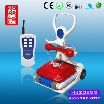 YUTONG Automatic Pool Maintenance Equipment Robotic Swimming Pool Cleaner