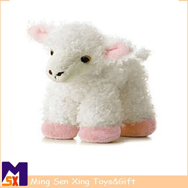 wholesale soft toy gift suppliers from china wool sheep toy