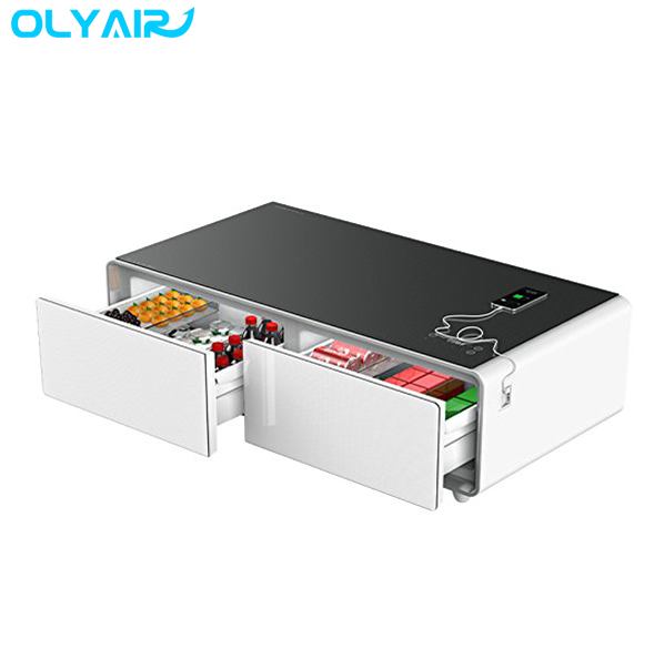 The Smart Coffee Table Mini Bar Has A Built In Fridge And Bluetooth   Buy Coffee  Table,Smart Mini Bar,Coffee Table Mini Bar Product On Alibaba.com