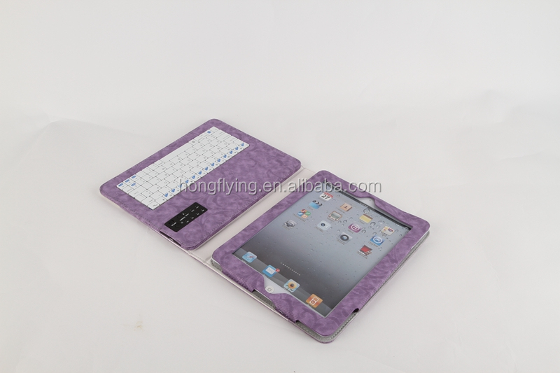 OEM Keyboard power bank case for ipad