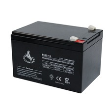 Deep cycle lead acid 12v 12ah dry cell battery sizes