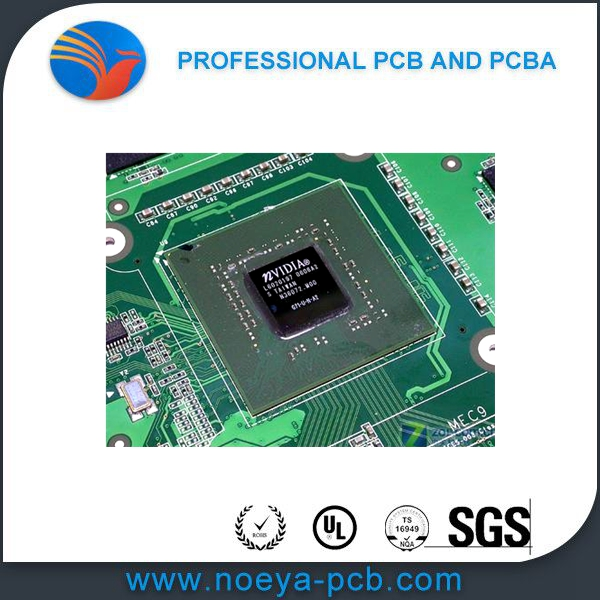 High Standard BGA Board Assembly SMT and DIP Technology with X-ray Testing Equipment