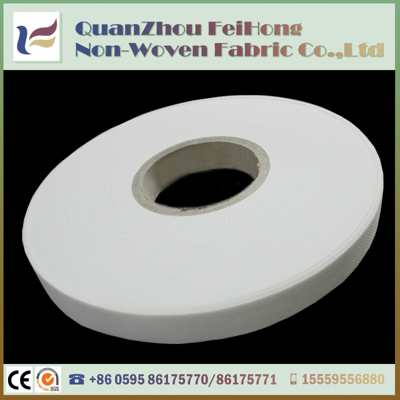 Manufacturering Cut Sheet 100% PP Spunbond Nonwoven Fabric for Making Bag Edge Tape