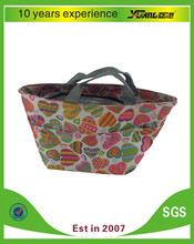 Factory supply round can cooler bag