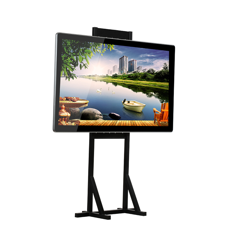 26 Inch Network Wall-mounted Indoor Advertising Wall LCD Media Display