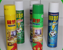 Factory direct supplying insect kill repellent spray powerful insecticide spray