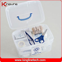 Plastic first aid kit (KL-9044)
