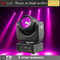 60 watt 4-in-1rgbw mini led beam moving head wedding party light with 2 years warranty