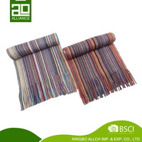 Latest Modern Kinds Of Style Bulk Woolen Wool Mens Korean Scarf Kinds Of Wool Scarves