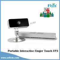 2015 High Quality ,School Use Finger Touch Portable Interactive whiteboard