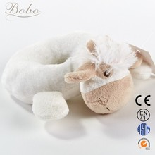 Infant Toy Plush & Stuffed Cow Toys Baby Rattle