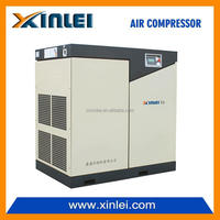 auto a/c air compressor for mining XLAM60A-t0914 60HP 45KW direct driven 380V AC air compressor