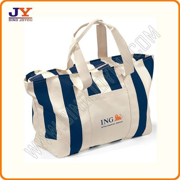 recyclable cotton bag for shopping