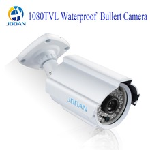 2.0 megapixel hd lens 1080tvl waterproof mini bullet Jooan IP surveillance cctv camera