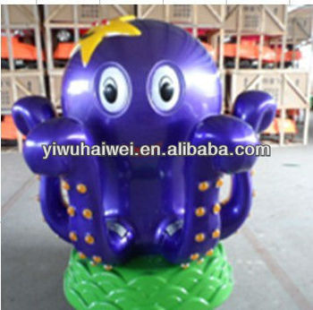 coin-operated kiddy ride for children