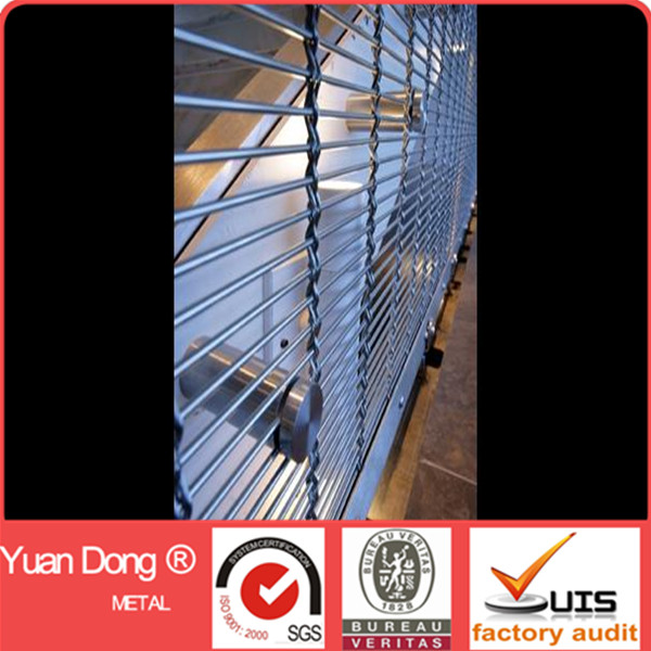 Decorative cabinet mesh / SS Metal Curtain wall screen patterns