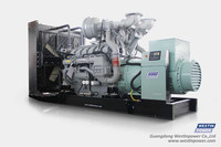 1375KW open type Diesel enerator set manufacturer ce license
