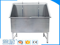 Hot Sale LT-1602 Stainless Steel Pet Bathtub