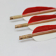 Aims china bamboo bow and arrow archery for recurve compond bow with arrow feltchings