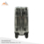 New Hard Password Lock Aluminum Alloy Suitcase Luggage