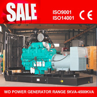 HOT SALE standby power 800kw diesel generator