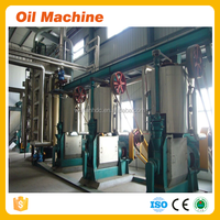 High performance 260TPD cottonplant seed oil machine oil seed crushing machines