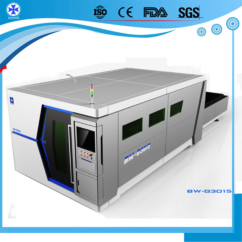 high quality and hot selling fiber laser cutter metal kitchenware fiber laser cutting equipment with high precission
