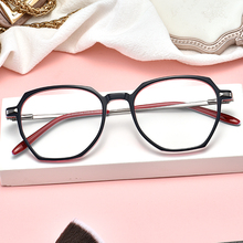 2018 china black acetate authentic big frame optical eyewear frames